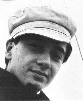 RADIO CAROLINE: A young Tom Edwards